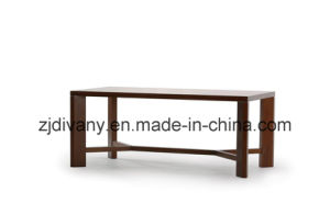 American Style Wooden Dining Table (E-24) pictures & photos