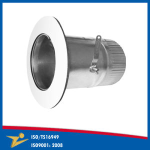 Heavy Metal Fabrication HVAC Metal Tube Made in China Factory pictures & photos