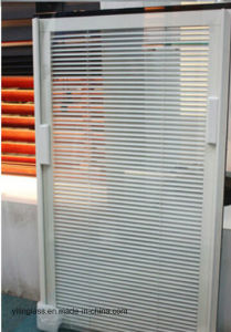 Internal Blinds Insulated Glass Magnetic Control Jalousie pictures & photos