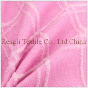 80% Polyester 20%Wool of Woolen Garment Fabric pictures & photos