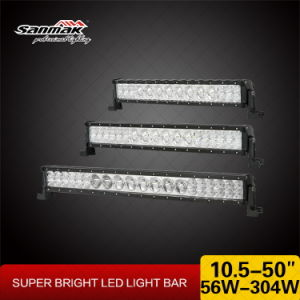 "New Exclusive Mix Rows 50"" 304W LED Light Bar pictures & photos"