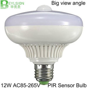 12W E27 Infrared Human Sensor LED Bulb Lights pictures & photos