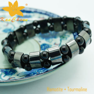 Htb-107 Holy Christian Picture Hematite Bracelet pictures & photos