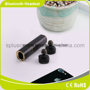 2017 New Real Wireless Bluetooth Earphone with Power Bank for iPhone 7 pictures & photos
