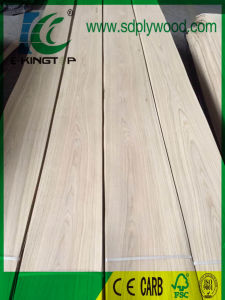 Natural Wood Veneer White Oak Crown Cut pictures & photos