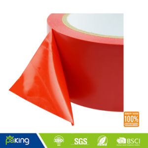 PVC Film Made Adhesive Warning Caution Tape for Floor Marking pictures & photos