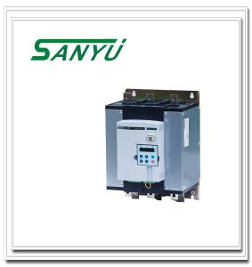 Sanyu High Quality 3phase 380V Soft Starter pictures & photos