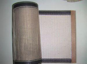PTFE Coated Fiberglass Mesh Conveyor Belt for Tunnel Dryer pictures & photos