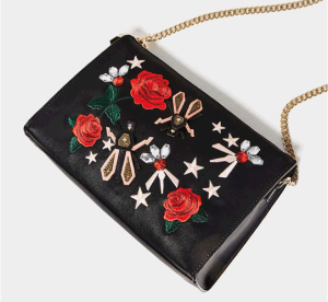 Women′s Fashion Embroidery Shoulder Handbag (BDMC121) pictures & photos