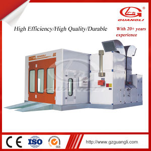 Ce Approved High Quality Industrial Spray Paint Booth (GL4000-A1) pictures & photos