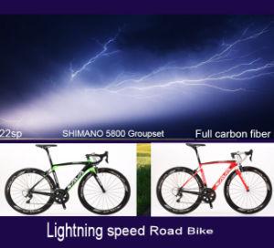 Lightning Speed Road Bike Frame Carbon pictures & photos