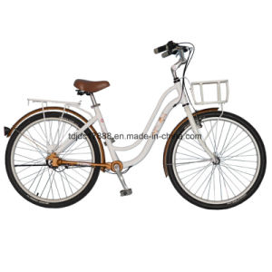 China Free Style Lovey Ladies City Bike, Bicycle Without Chain pictures & photos