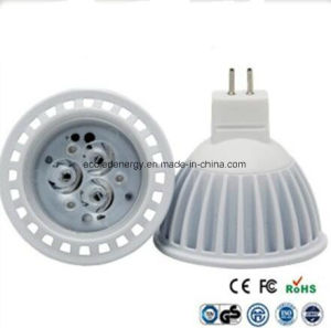 Ce and Rhos GU10 3W LED Light pictures & photos