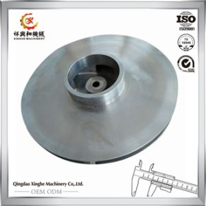 Stainless Steel Investment Casting Parts with Machining pictures & photos