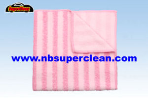 Wholesale Microfiber Car Care and Car Cleaning Cloth (CN3655) pictures & photos