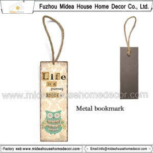 Handmade Owl Style Metal Bookmarks Wholesale