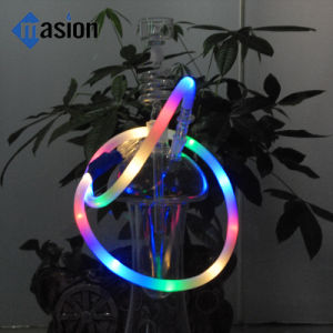 LED Light Hookah Hose Silicone Hookah Hose From Factory Shop pictures & photos