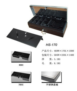 Eminent Designed Cash Drawer for Checkout Counter pictures & photos