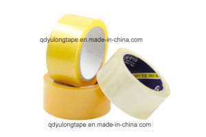 Transparent BOPP Adhesive Packing Tape pictures & photos