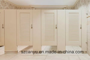 10mm Laminated Safety Glass Toilet Partition pictures & photos