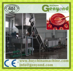 Automatic Stainless Steel Tomato Paste Making Machine pictures & photos