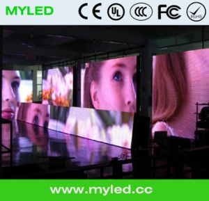 Fixed Installation for Indoor Using/P5/P6/P7.62 LED Display pictures & photos