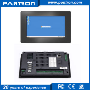 7′′ Embedded Industrial Touch Panel PC HMI with Windows Ce Linux OS pictures & photos