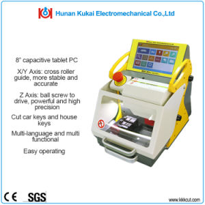 High Quality Newest Automatic Sec-E9 Key Cutting Machine CNC Product pictures & photos