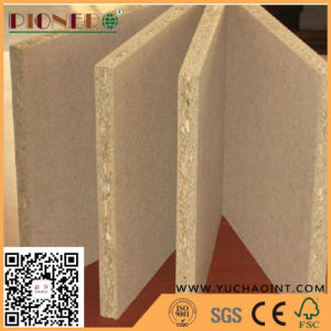 High Quality 12 mm Plain Particle Board Chipboard in Good Prices pictures & photos