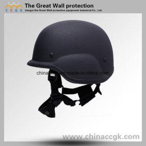 Kevlar/PE Nijiiia Pasgt M88 Ballistic Helmet pictures & photos