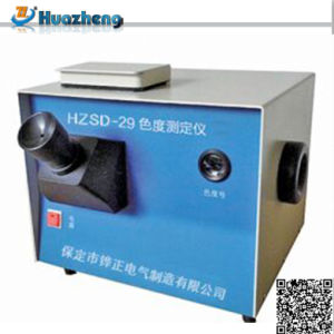 Portable ASTM D1500 Petroleum Products Color Tester Lubricating Oil Colorimeter pictures & photos