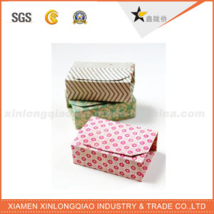 Factory Cmyk Printing Condoms Packaging Box pictures & photos