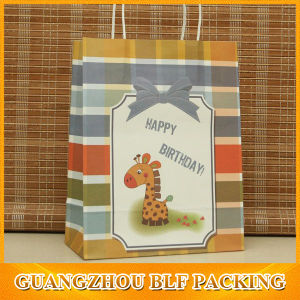 Recycled Paper Bag (BLF-PB015) pictures & photos