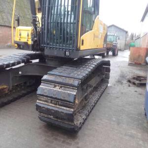 Puyi Black Rubber Pads 800HD for Excavators pictures & photos