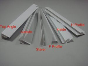 China PVC Panel Accessory Supplier pictures & photos