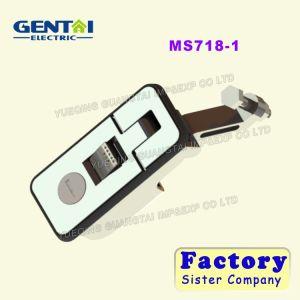 Ms718-3c Paddle Lock Tool Box Lock pictures & photos