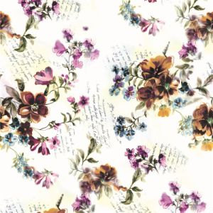Digital Textile Printing Fabric 100% Polyester Fabric (TLD-0063) pictures & photos