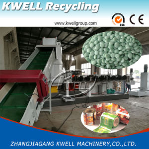 PE Film Compactor Granulator Machine pictures & photos