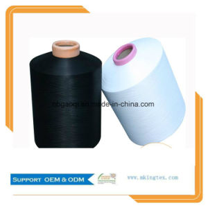70d/24f/2 Good Fastness Dyed 100% High Stretch Nylon Yarn for Socks pictures & photos