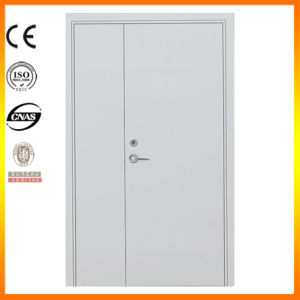White Color Fire Rated Steel Door Good Quality Door pictures & photos