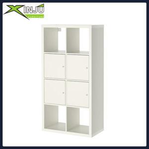 Closet Maid Cubeicals Mini Wood/Wooden Whit 8 Cube Organizer