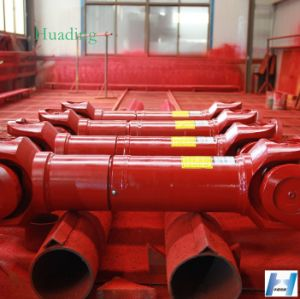 Heavy Duty Universal Joint Shaft for Industry Machinery pictures & photos