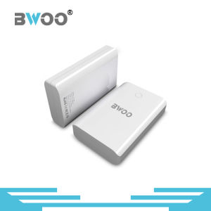 Bwoo Wholesale Gift 6600mAh Portable Power Bank pictures & photos