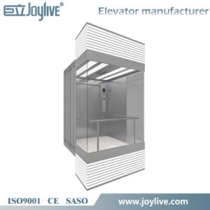Price for Glass Panoramic Sightseeing Lift Elevator Manufacturer pictures & photos