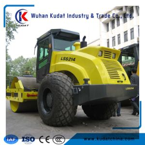 Chinese 14 Ton Self-Propelled Vibratory Road Roller Lss214, Heavy Road Roller pictures & photos
