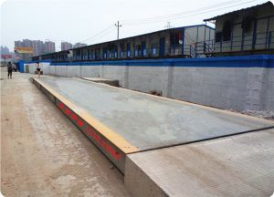 Explosion-Proof Truck Scale for Petroleum Storage Depot pictures & photos