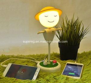 Children Flexible Twist LED Soft Scarecrow Light pictures & photos