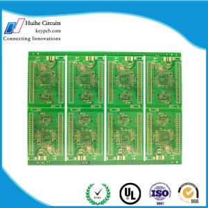 Multilayer Printed Circuit Board Blind Buried Via PCB of Manufacturer pictures & photos