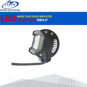 18W LED Work Light LED Driving Lamp Motorcycle Tractor Boat off Road 4WD 4X4 SUV ATV Spot Flood Offroad pictures & photos