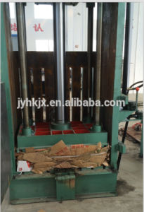 Powerful Vertical Hydraulic Plastic Baler pictures & photos